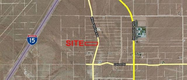 0 Willow Springs Ave, Apple Valley, CA 92307