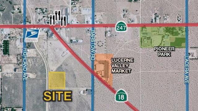 0 Barstow Rd, Lucerne Valley, CA 92356
