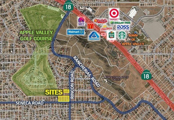 0 Rincon Road, Apple Valley, CA 92307
