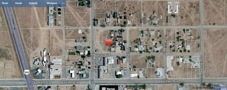 0 1543 Acres Hardy Avenue #1, Adelanto, CA 92301