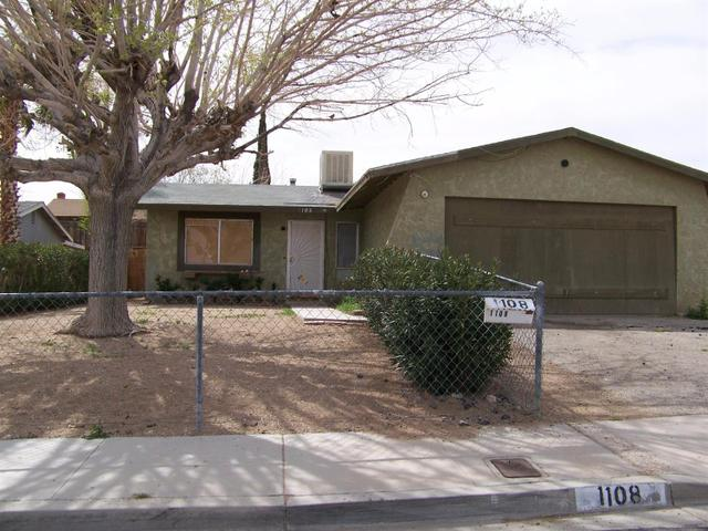 1108 Bryce Ln, Barstow, CA 92311