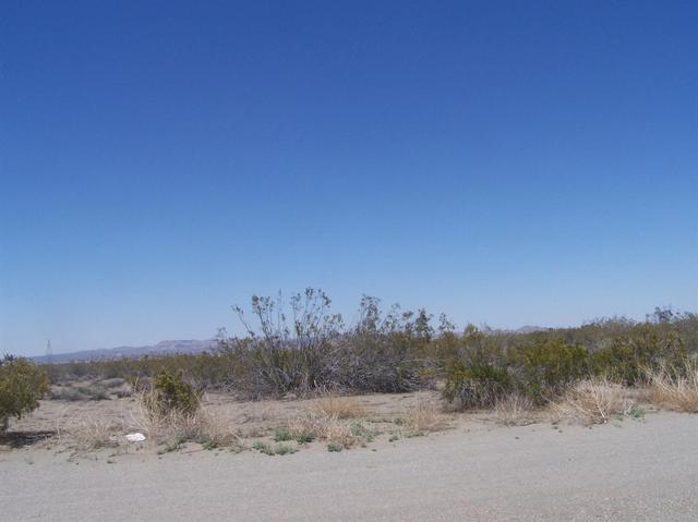 0 Mojave, Pinon Hills, CA 92389