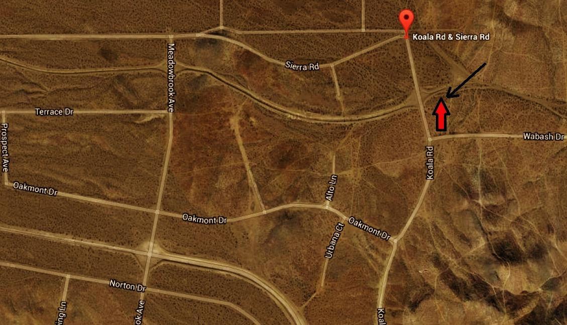 0 Wabash Drive, Adelanto, CA