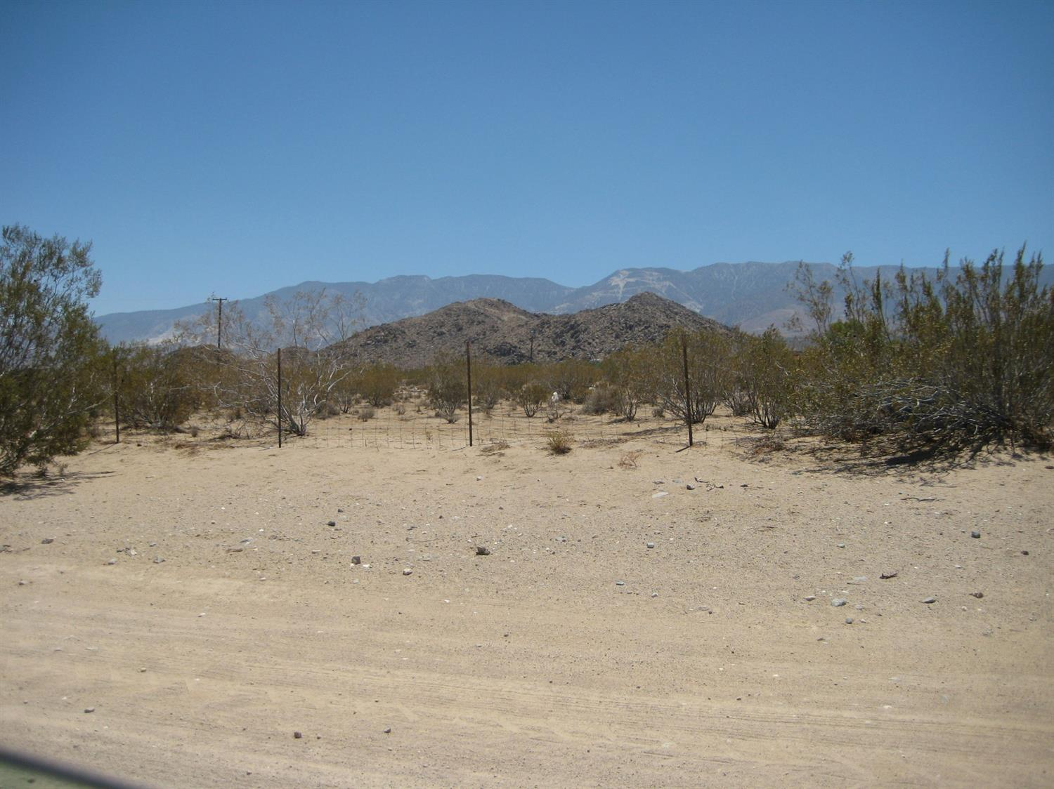 0 Foothill Road, Lucerne Valley, CA 92356