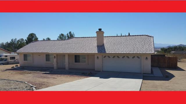 16978 Tiama Rd, Apple Valley, CA 92307