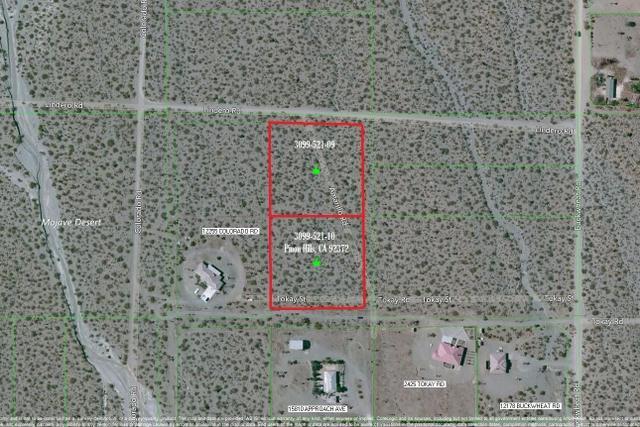 0 Amarillo Rd, Pinon Hills, CA 92372