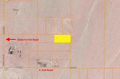 0 Off E End Rd, Lucerne Valley, CA 92356