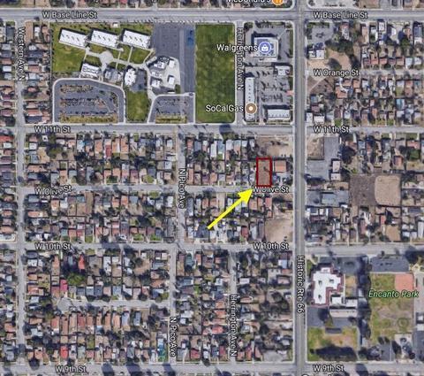 0 W Olive St, San Bernardino, CA 92411
