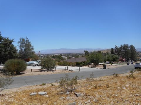 Undisclosed, Apple Valley, CA
