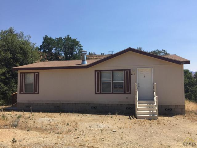 492 Woodland Drive Dr, Wofford Heights, CA 93285