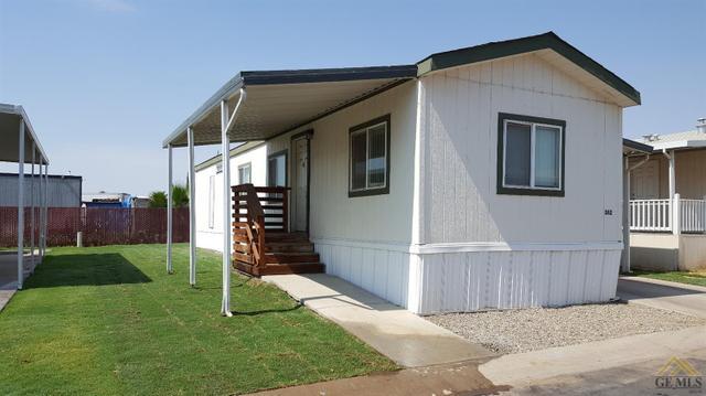 6601 Eucalyptus #262, Bakersfield, CA 93306