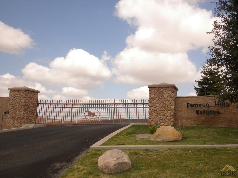 0 Famoso Hill Drive, Bakersfield, CA 93308