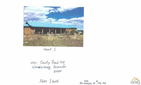 4131 County Road 510, Unknown, CA 81089