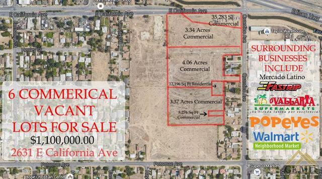 2665 E California, Bakersfield, CA 93307