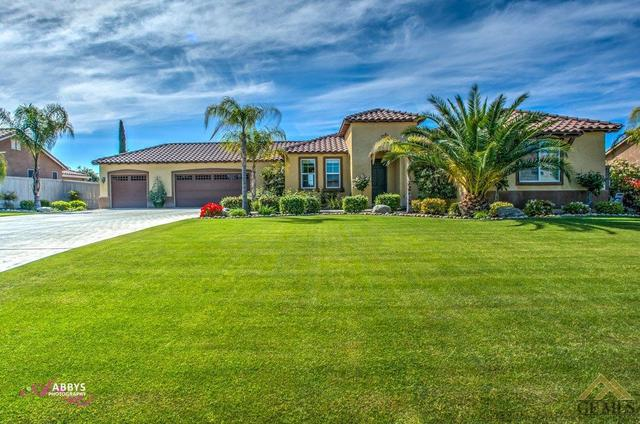 Tuscany model homes in bakersfield