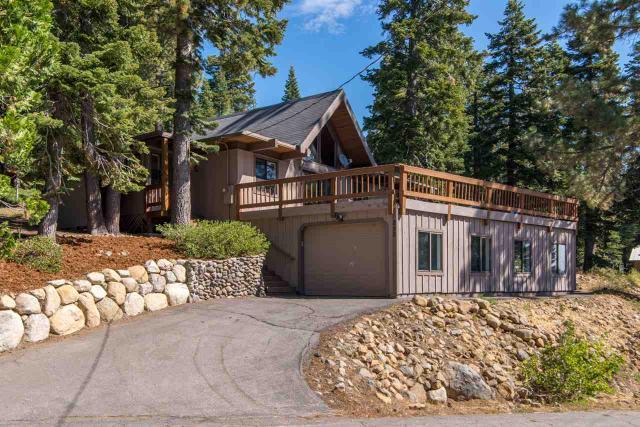 885 Snowshoe Rd, Tahoe City, CA 96145
