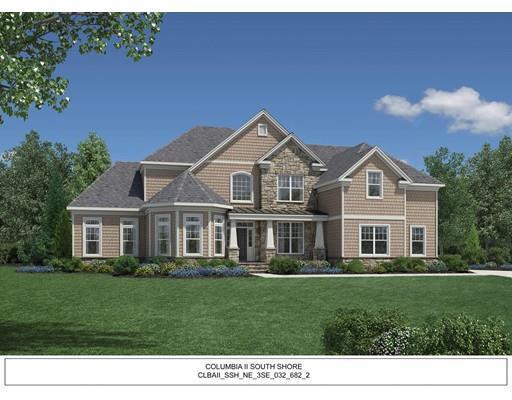 4 Curtis Farm Rd, Norwell MA 02061