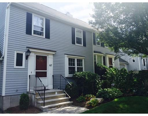 67 Fairway Cir #APT 67, Natick MA 01760