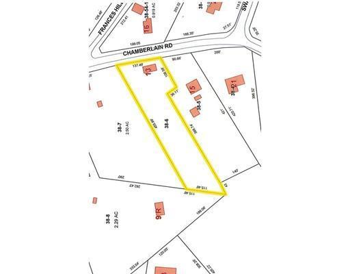 13 Chamberlain Rd, Westford MA 01886