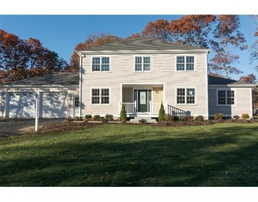 50 Dexters Mill Dr, East Falmouth MA 02536
