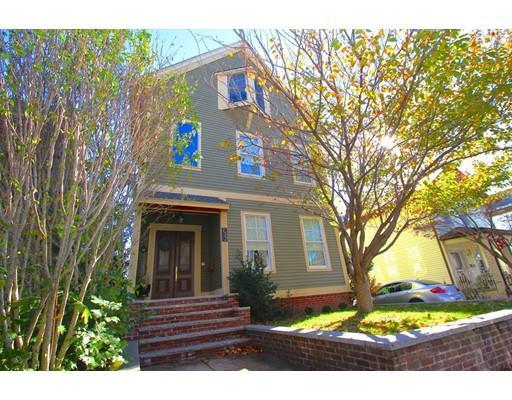 137 Sycamore St Somerville, MA 02145