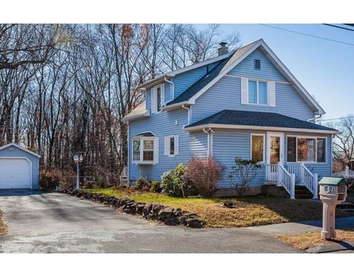 71 West Ave, Ludlow MA 01056