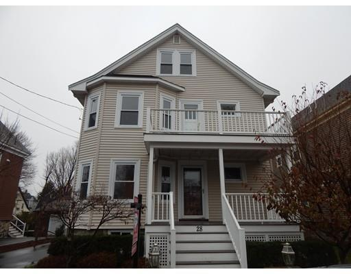 28 Elgin St #APT 2, West Roxbury MA 02132