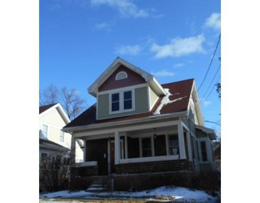 117 Wollaston St, Springfield, MA