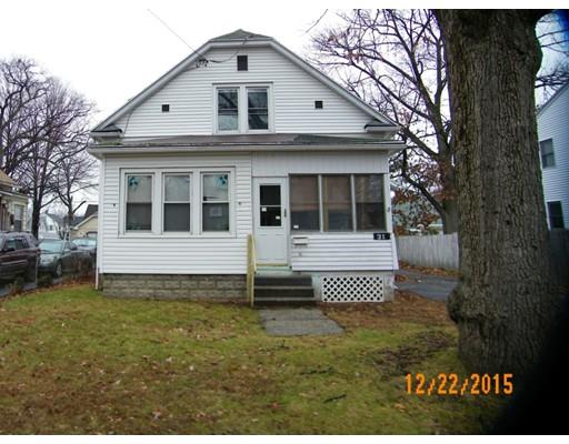 31 Parallel St, Springfield, MA