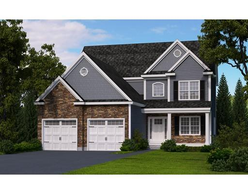 11 Downing Dr Stone Forest Est, Attleboro MA 02703