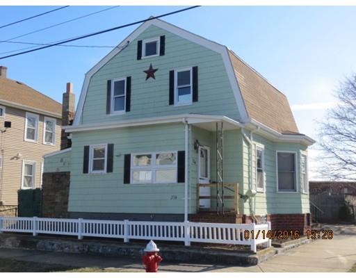 214 Glennon St, New Bedford MA 02745