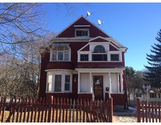 109 Houghton St, Worcester MA 01604