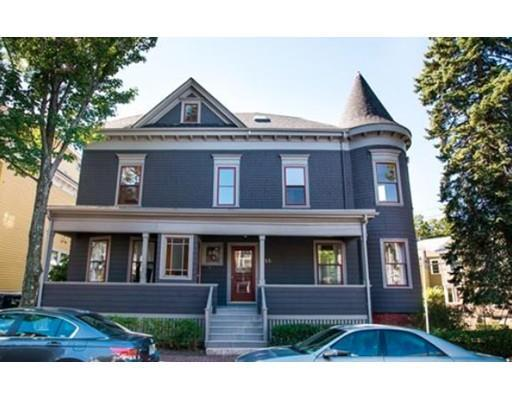 55 Mt Pleasant St, Cambridge MA 02140