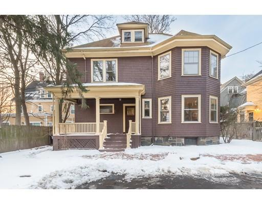 6 Exeter Park, Cambridge MA 02140