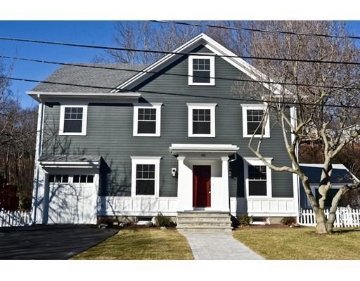 66 Oak Hill Dr, Arlington MA 02474