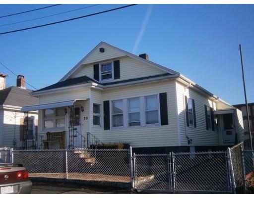 20 Merrill St, New Bedford MA 02745