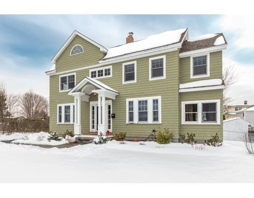 11 Bay State Rd, North Andover MA 01845