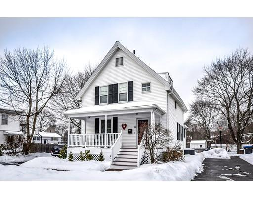 14 Marion St, Natick MA 01760