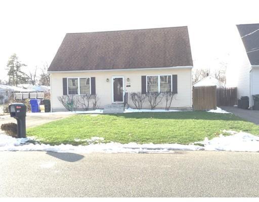 174 Arnold Ave, Springfield, MA