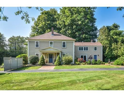 126 Coolidge, Sherborn MA 01770