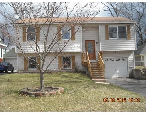 147 Wollaston St, Springfield, MA