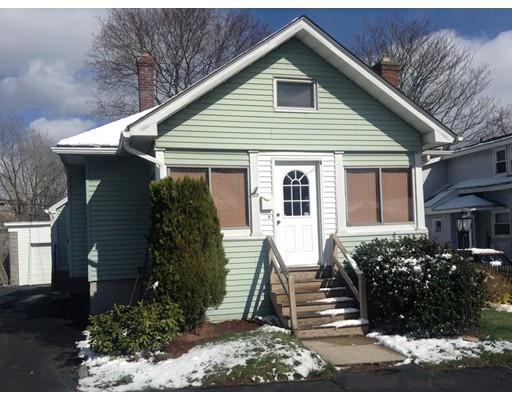 169 Warner Ave, Worcester, MA