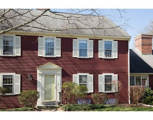 11 Seaborn Pl #APT 11, Lexington MA 02420