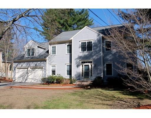 9 Bates Rd, Lexington MA 02421