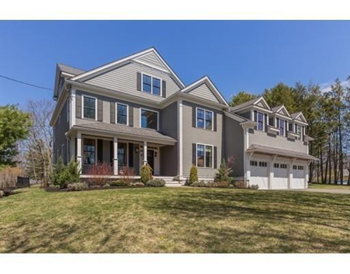 32 Whipple Rd, Lexington MA 02420