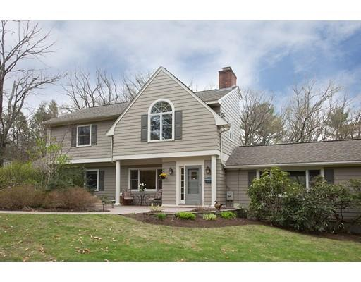 6 Cedarwood Ter, Lexington MA 02421
