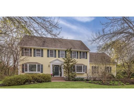8 Sanderson Rd, Lexington MA 02420