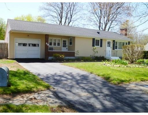 99 Campbell Dr, Agawam MA 01001