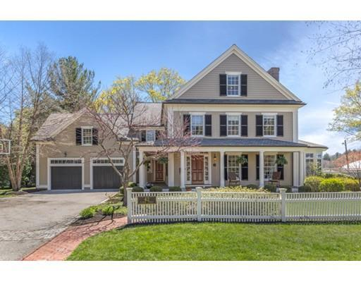 42 Clarke St, Lexington MA 02421