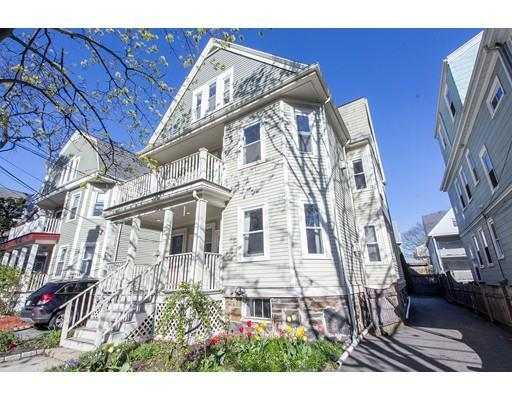 12 Bay State Ave #APT 2 Somerville, MA 02144